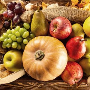 What is the best autumn fruit for your teeth?